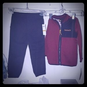 Timberland 3T outfit